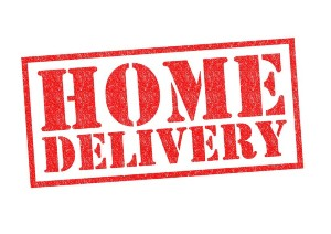 Home delivery & takeaway service