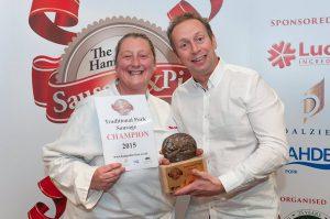 award winning sausages uptons butchers