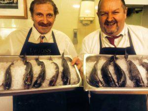 fishmonger southampton